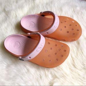 Girl's Crocs Size 12-13